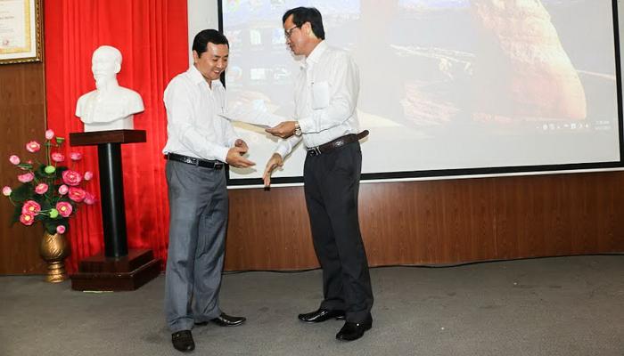 Bổ nhiệm chức danh Phó Giám đốc Cơ quan Thú y Vùng VI cho ông Bùi Huy Hoàng